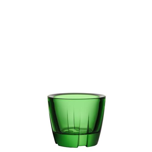 Kosta Boda Bruk Votive Anything Bowl Apple Green