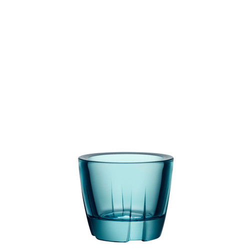 Kosta Boda Bruk Votive Anything Bowl Sea Turquoise