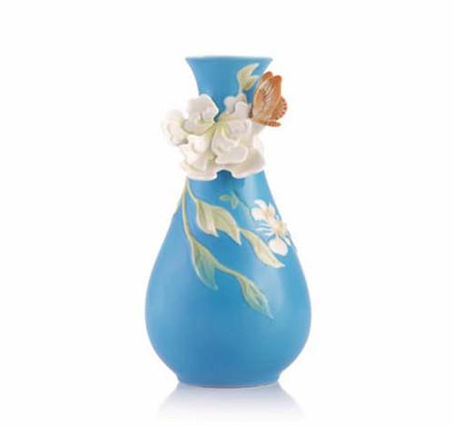Franz Porcelain Vase Butterfly Bud CP00188