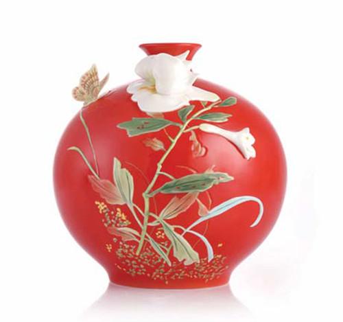 Franz Porcelain Vase Lily CP00190