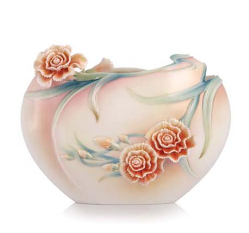 Franz Porcelain Vase Carnation FZ00656