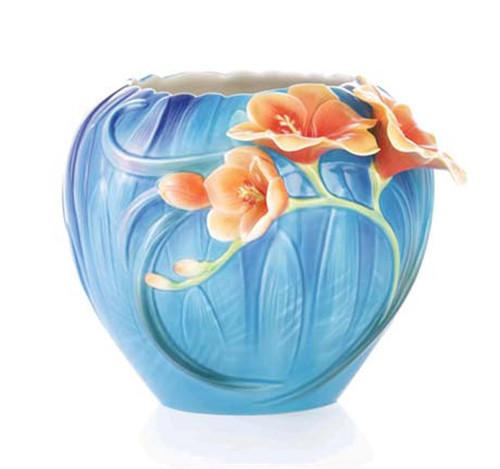Franz Porcelain Vase Freesia FZ03356