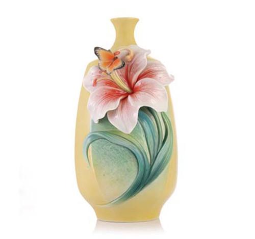 Franz Porcelain Vase Lily FZ03434