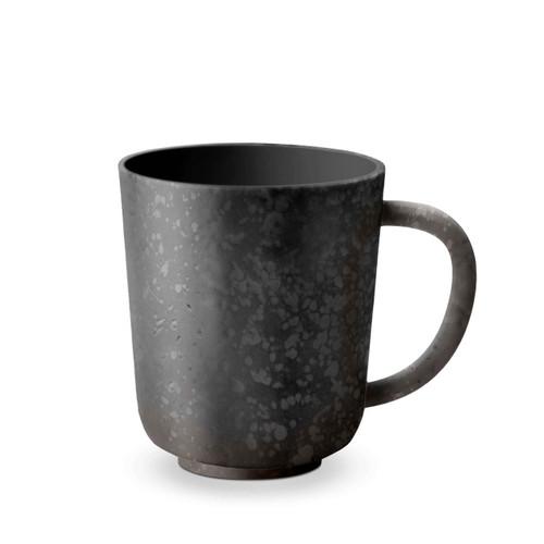 L'Objet Alchimie Black Mug AL550