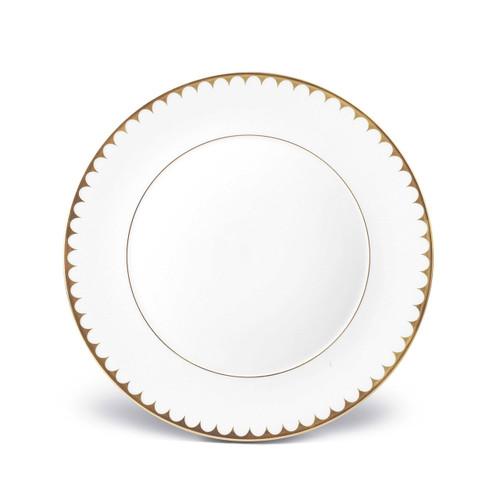 L'Objet Aegean Filet Dinner Plate Gold