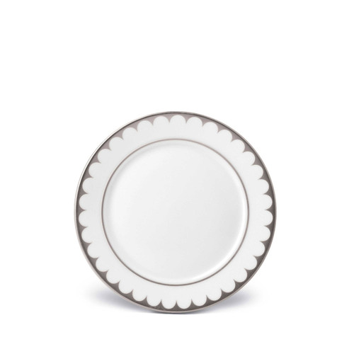 L'Objet Aegean Filet Bread and Butter Plate Platinum