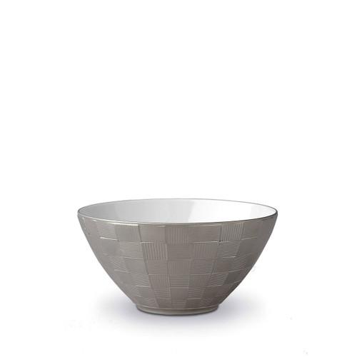 L'Objet Byzanteum Small Bowl Platinum