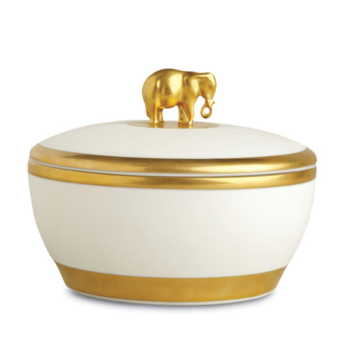 L'Objet Safari Elephant 3-wick Candle