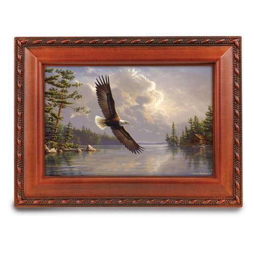 American Eagle Music Box GM14519