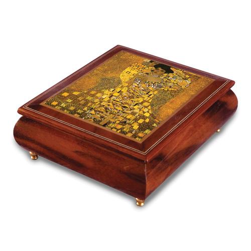 Artist Klimt Adele Block Bauer Music Box GM15107