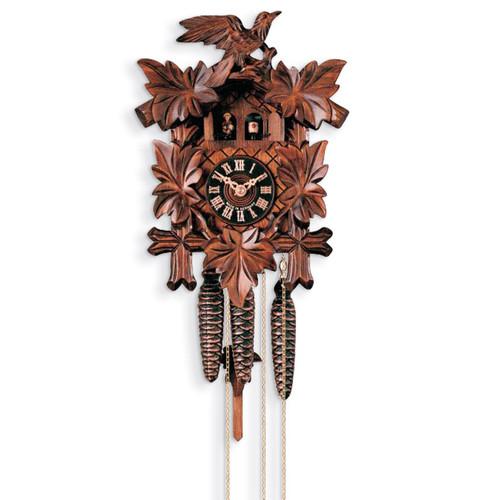 Hand Carved Bird Cuckoo Clock GM16195