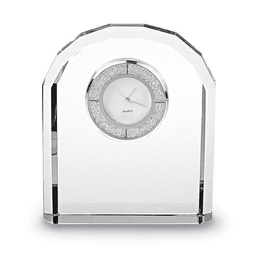 Badash Crystal Diamonds Clock GM17002