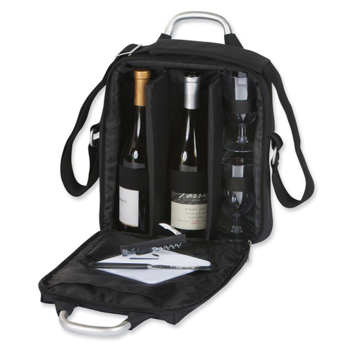 Magellan Wine Cheese Bag Set for Two GM5946