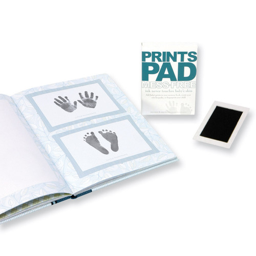 Mess-free Baby Prints Ink Pad GM7512