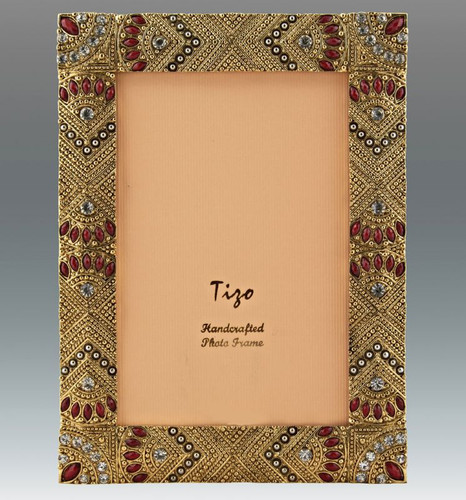 Tizo 5 x 7 Inch Incas Jeweltone Picture Frame