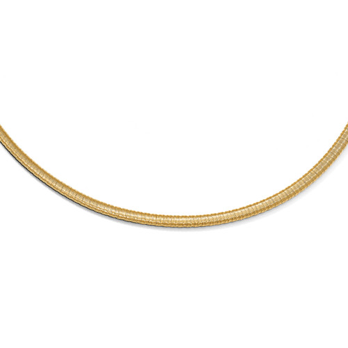 2 inch Extender Necklace 16 Inch Sterling Silver Gold-tone by Leslie's Jewelry MPN: QLF768-16