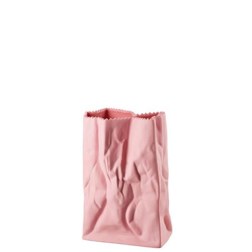 Rosenthal Bag Vase Vase Rose 7 Inch