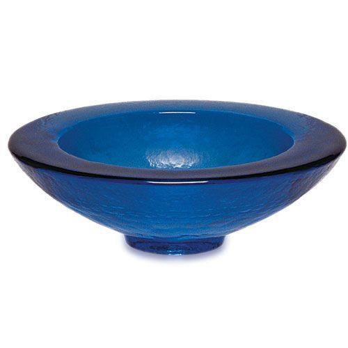 Fire and Light Elliptical Bowl 17 1/2 x 10 Inch