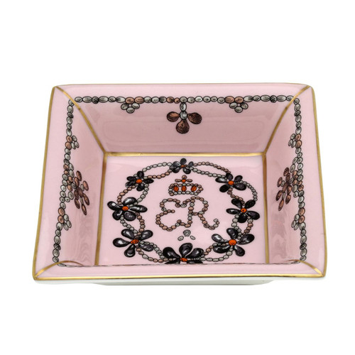 Halcyon Days Shells Collection Square Tray, MPN: BCCSC26STG, EAN: 5060171159735