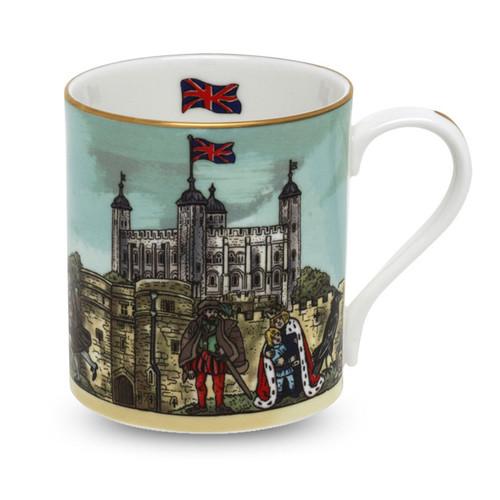 Halcyon Days The Tower of London Mug BCHTL06MGG