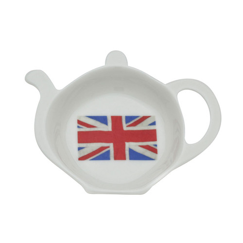 Halcyon Days The Union Flag Teabag Tidy BCTUF01TBN