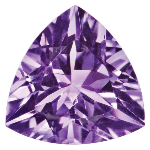 Amethyst 4mm Trillion Gemstone AM-0400-TRF-AA