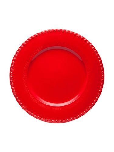 Bordallo Pinheiro Fantasy Red Charger Plate MPN: 65002239 EAN: 5600876075321