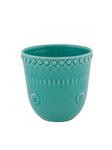 Bordallo Pinheiro Fantasy Vase Acqua Green 65021283