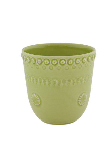 Bordallo Pinheiro Fantasy Vase Bright Green 65021282