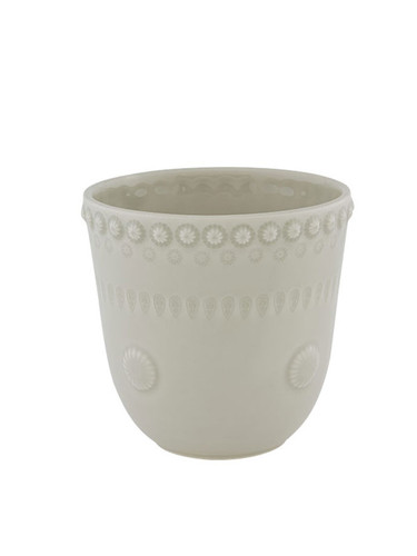 Bordallo Pinheiro Fantasy Vase Sandy Grey 65021281