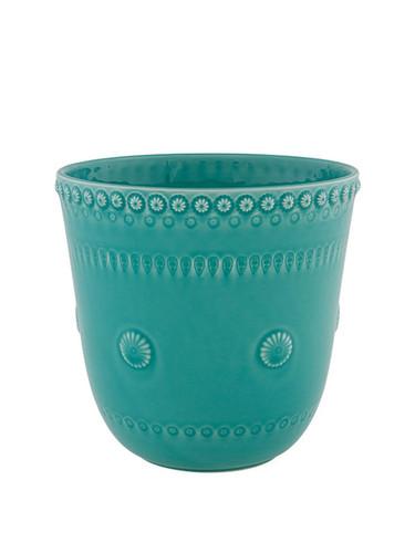 Bordallo Pinheiro Fantasy Vase Acqua Green 65021266