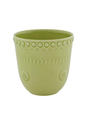 Bordallo Pinheiro Fantasy Vase Bright Green 65021265