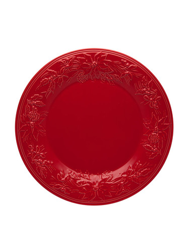 Bordallo Pinheiro Winter Red Charger Plate MPN: 65016588 EAN: 5600876072849