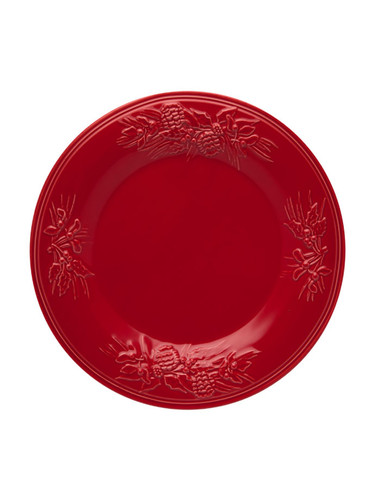 Bordallo Pinheiro Winter Red Fruit Plate MPN: 65016595 EAN: 5600876072870