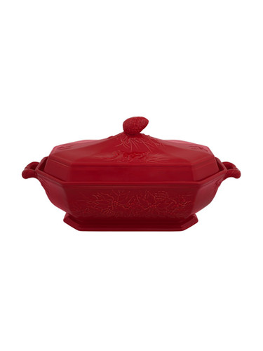 Bordallo Pinheiro Winter Red Tureen L MPN: 65017241 EAN: 5600876072801