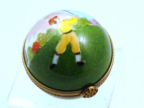 Chamart Ball Golf Limoges Box 2000\095