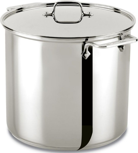 All Clad Specialty Cookware 16 Qt Stockpot