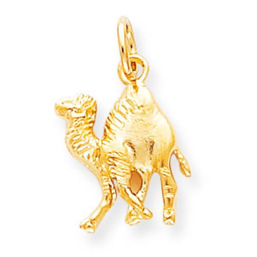 CAMEL CHARM 10k Gold 10C794
