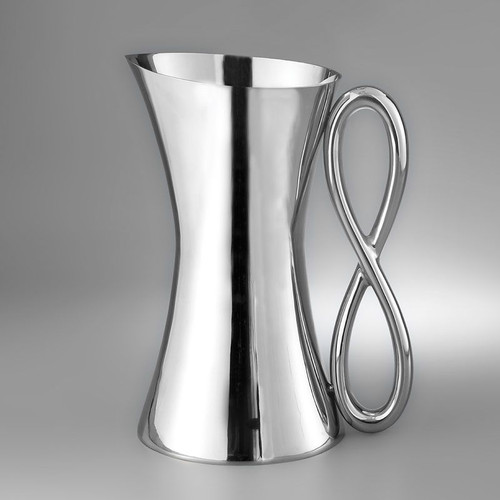 Nambe Infinity Pitcher Stainless Steel