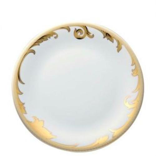 Versace Arabesque Gold A.D. Saucer 4 1/3 inch