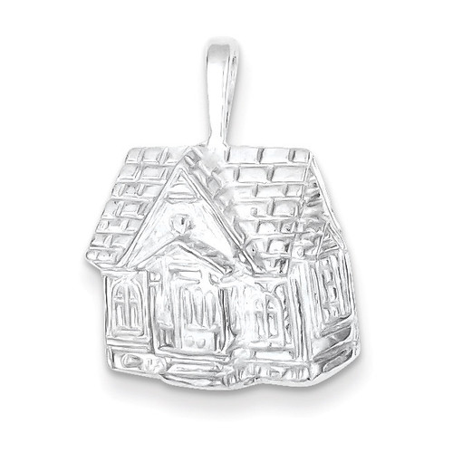 House Charm Sterling Silver QC997