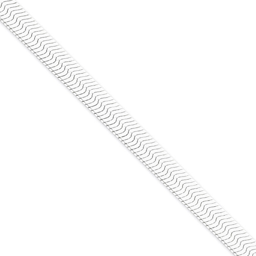 18 Inch 8.75mm Magic Herringbone Chain Sterling Silver QHB100-18