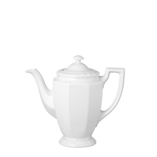 Rosenthal Maria White Coffee Pot 36 ounce