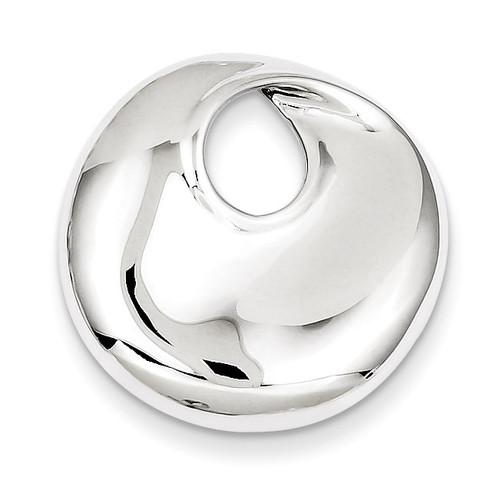 Circle Slide Sterling Silver QP913