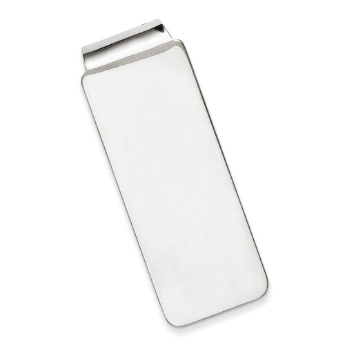 Money clip Sterling Silver QQ140