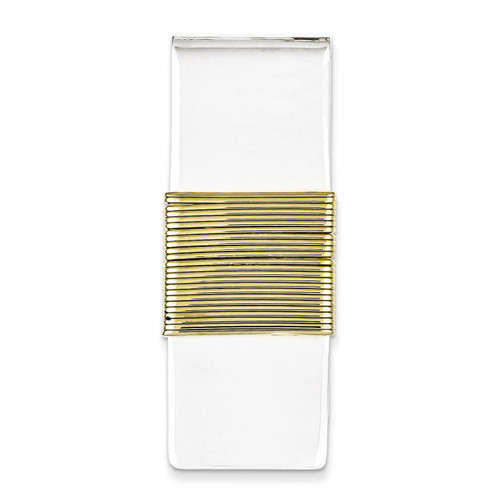 Money Clip Sterling Silver QQ22