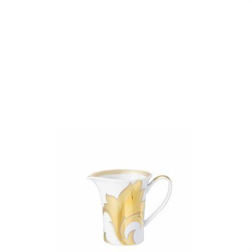 Versace Arabesque Gold Creamer Covered 7 ounce