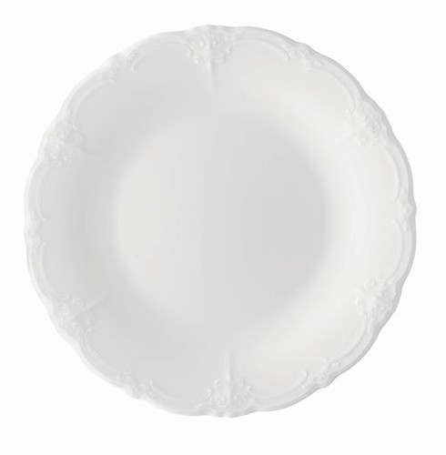 Rosenthal Baronesse White Dinner Plate 10 inch