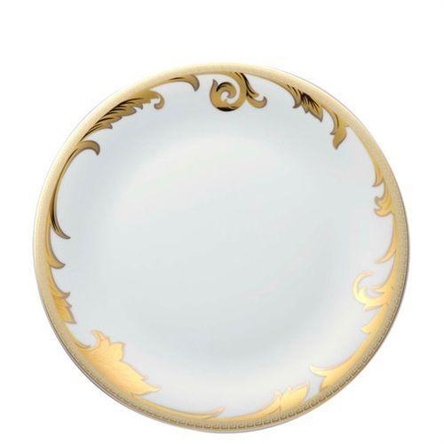 Versace Arabesque Gold Dinner Plate 11 1/2 inch