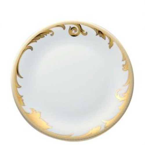 Versace Arabesque Gold Lid for Open Vegetable For 115 ounce 9 3/4 inch